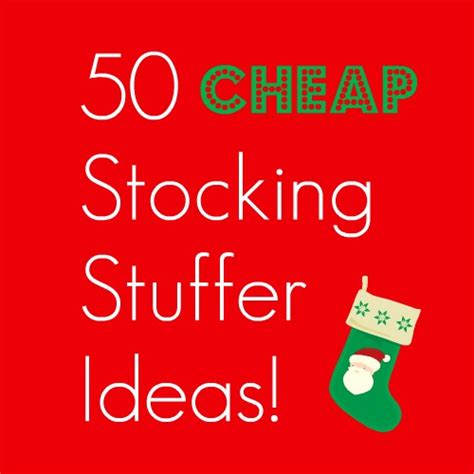 christmas stocking stuffers stocking stuffer ideas the holiday helper