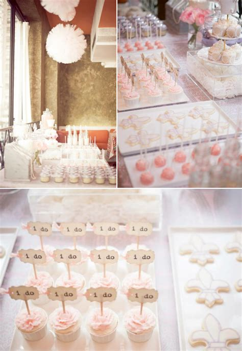 ideas for bridal shower vintage parisian bridal shower planning