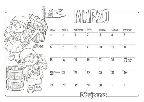 Calendario Y Sus Dibujos 161 Ya Est 225 Aqu 237 El Nuevo Calendario 2017 Para Colorear De