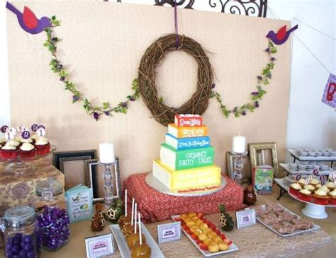 book themed party 25 best ideas about storybook party on pinterest book