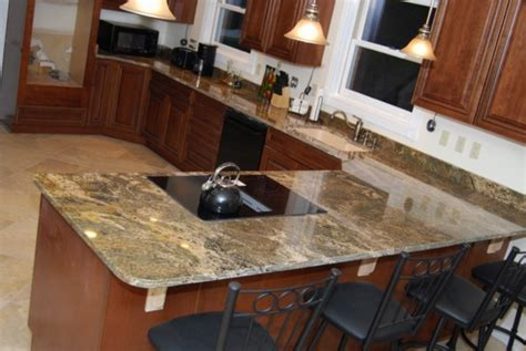 Granite Countertop Pictures by Durable And Scratch Less Granite Countertops Prlog