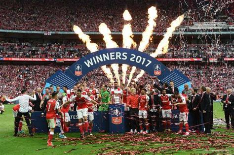 Patch The Emirates Fa Cup 2017 fa cup 2016 17 arsenal 2 1 chelsea player ratings