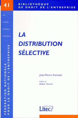 Cabinet Jacques Bret by La Distribution S 233 Lective Contribution 224 L 233 Tude Du