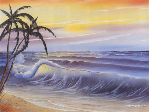 bob ross painting waves 366 best images about kathy s on