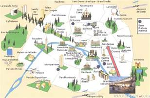 maps top tourist attractions free printable