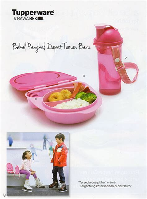 Promo Pazzle Lunch Box Anak Soleh kiddie luch set tupperware promo indonesia katalog promo terbaru