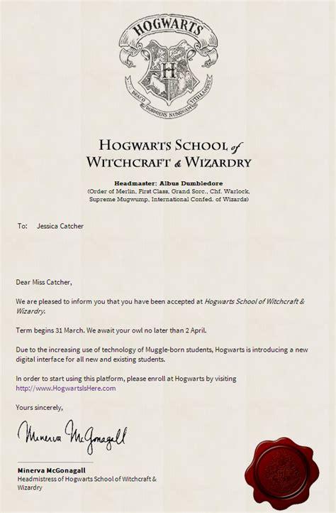 Hogwarts Acceptance Letter Generator S User Profile muggles rejoice hogwarts is here to offer classes