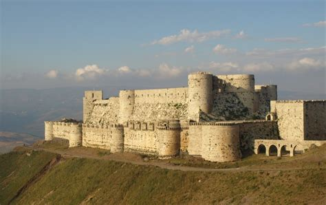 krak des chevaliers krak des chevaliers syria been there seen that