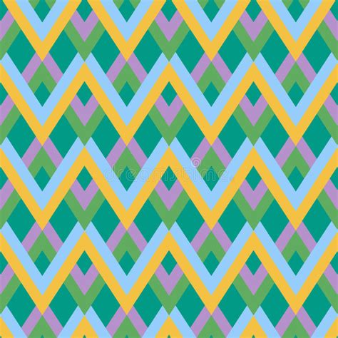 2 color pattern vector vector abstract zigzag linear pattern stock vector image