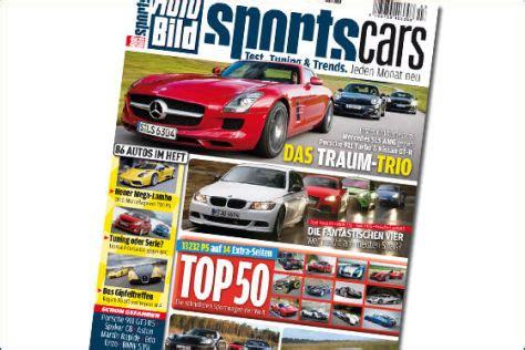 Auto Bild Sportscars 7 by Die 50 Schnellsten Sportwagen Autobild De