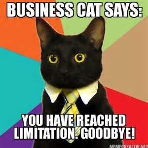 Goodbye Cat Meme - of goodbyes and funny images and a little happy somethings