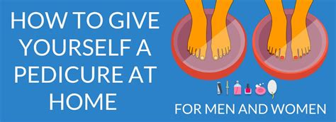How To Give Yourself A Pedicure by How To Give Yourself A Pedicure Quickly In 5 Easy Steps