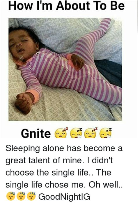 Sleeping Alone Meme - 25 best memes about sleeping alone sleeping alone memes
