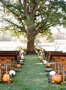 Fall Backyard Wedding Ideas 15 Outdoor Fall Wedding Tips And 68 Exles Happywedd