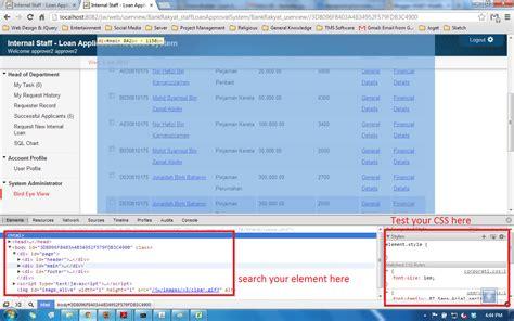 tutorial html css joget workflow tutorial css tutorial 1 tips tricks