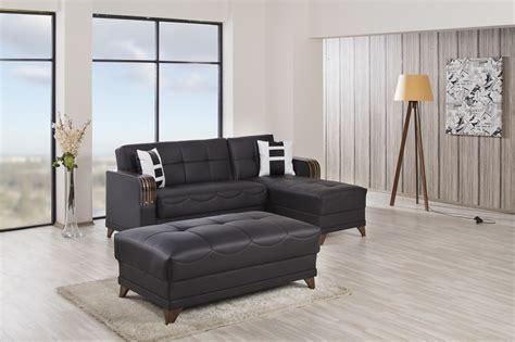 Azmeela Almira Classic Black almira zen black sectional sofa by casamode