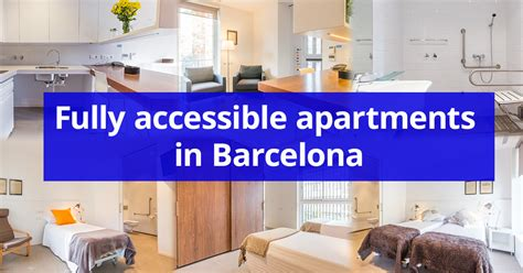 holiday appartments in barcelona find a barcelona holiday apartment that s completely adapted