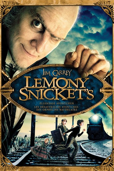 lemony snickets  series  unfortunate