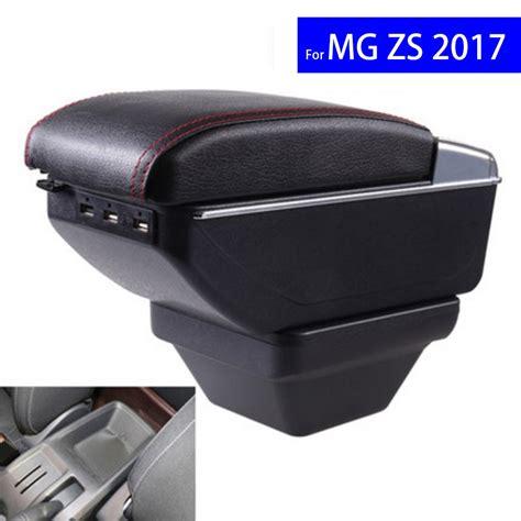 accessori console leather car interior parts center console armrest box for