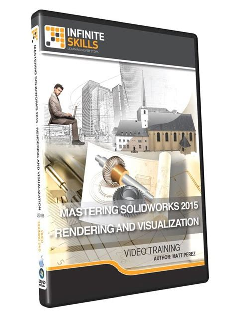 solidworks rendering and visualization tutorial infiniteskills mastering solidworks 2015 rendering and