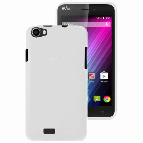 themes mobile wiko mocca mocca coque gel blanc pour wiko lenny