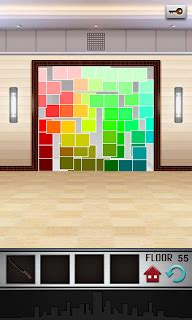 100 Doors Floors Level 55 - 100 floors level 55 walkthrough doors