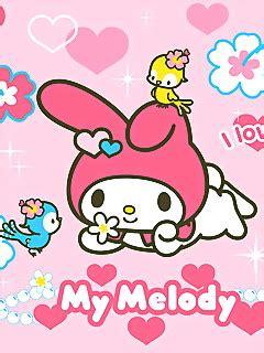 imagenes de hello kitty y melody melody