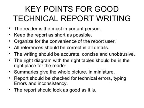 sle of technical report writing sle of technical report writing 28 images format of