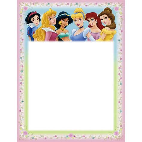 printable invitations disney princess 8 disney princess printable invitations birthday party