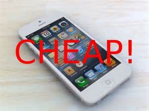 How to get the iphone 5 cheap youtube