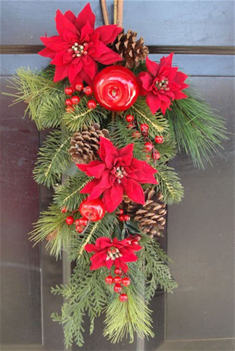 christmas swags for doors swags for door decorations dot