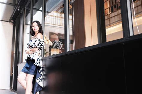 Ananya Batic Dress batik mega mendung lazuardy
