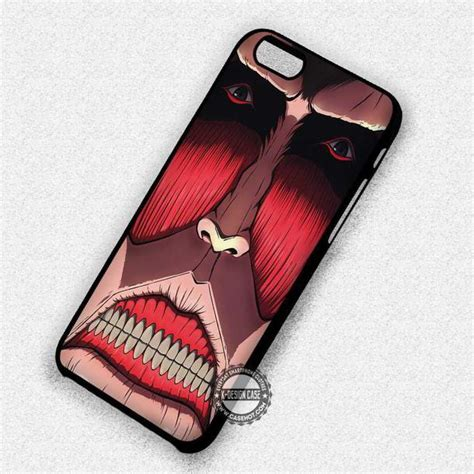 Attack On Titan Iphone phone cover anime attack on titan iphone cover