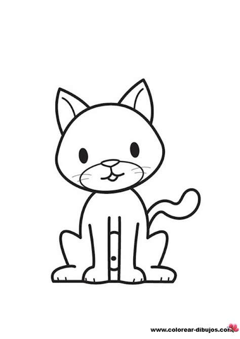 imagenes de gatitos faciles para dibujar dibujos faciles de gatos imagui