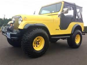 1975 Jeep Wrangler Sell Used 1976 Jeep Wrangler Cj5 4x4 4 Speed Really