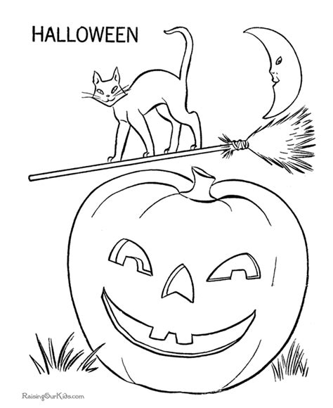 halloween coloring pages dog halloween printables 023