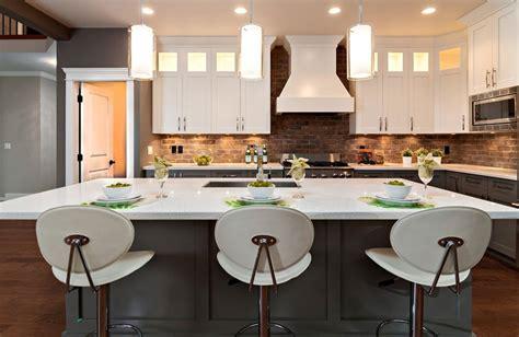 Brick Backsplash Kitchen Ideas Fanabis | modern brick backsplash kitchen ideas fanabis