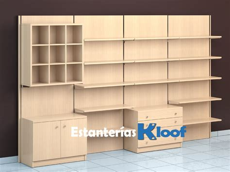 Estanterías para tiendas   Mobiliario para tiendas