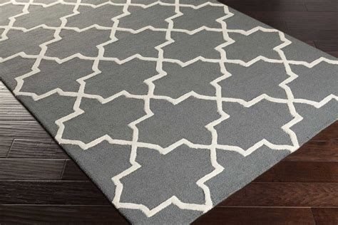artistic area rugs artistic weavers pollack keely awdn2022 charcoal white area rug
