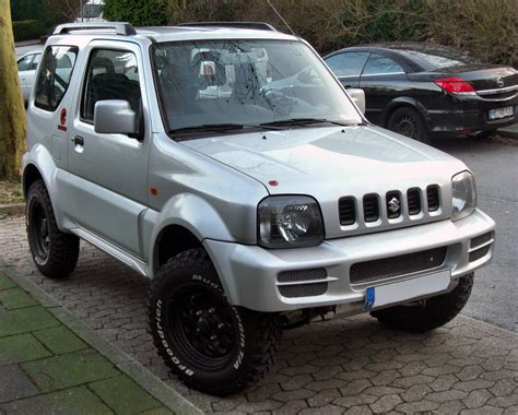 Modified Suzuki Jimny Suzuki Jimny Modified Amazing Cars
