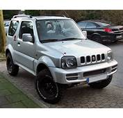 Amazing Cars Suzuki Jimny Modified