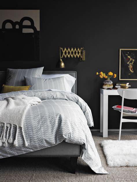 west elm bedroom ideas cozy winter bedroom hgtv design blog design happens