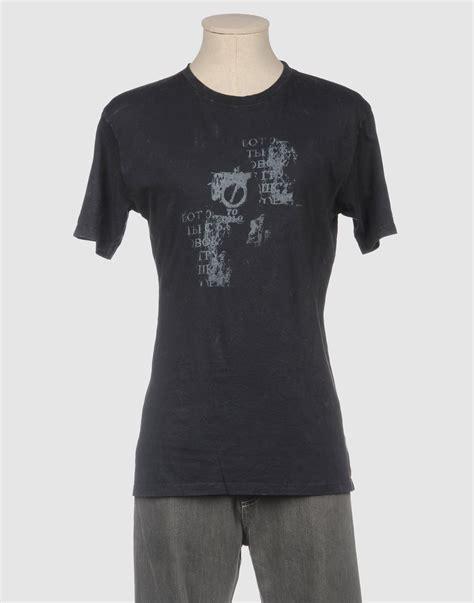 Rockstar Gta5 Logo Tshirt Mens rockstar sleeve t shirt in black for lyst