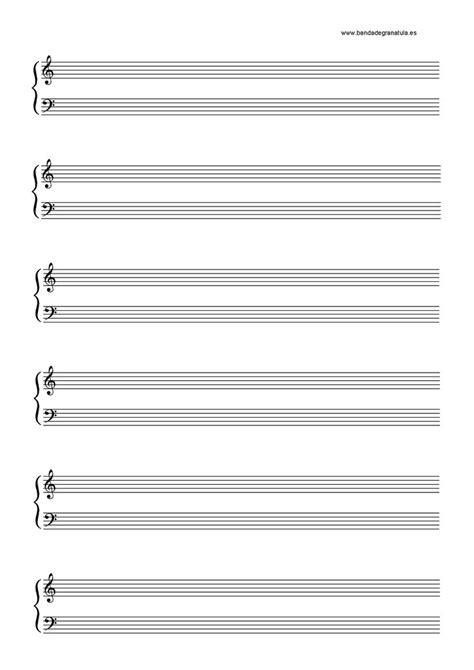 imagenes vintage de notas musicales pentagrama musical para piano pentagrama pinterest