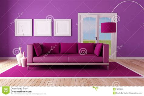 room image country purple living room stock photo image 18710220