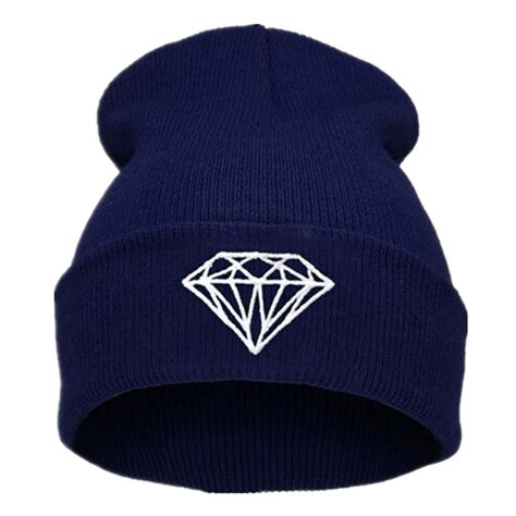 2015 winter hats for women men fashion printed beanies hip