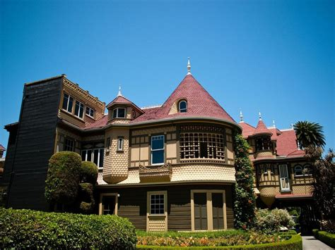 winchester mystery house winchester mystery house the house that sarah couldn t