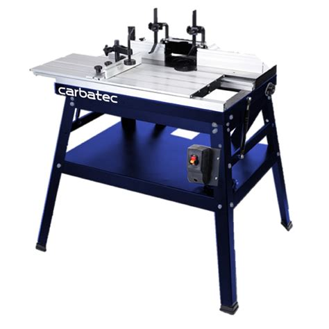 Route Table by Carbatec Router Table W Sliding Table Router Tables