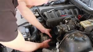 replacing the alternator on a bmw 3 series e36 1998 328i