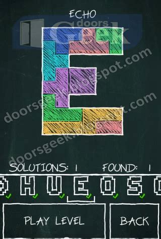 how to do echo on doodle fit doodle fit letter s pack echo doors